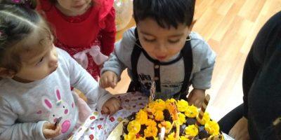Cumpleaños de Vicente